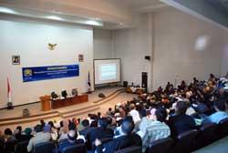 Seminar Bidang Litbang PKP2A 1 Bandung